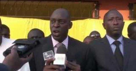 """Ndiagne Diop clashe Wade : """"Son fils ne peut  pas se présenter à la présidentielle de 2019, c'est pourquoi..."""""""