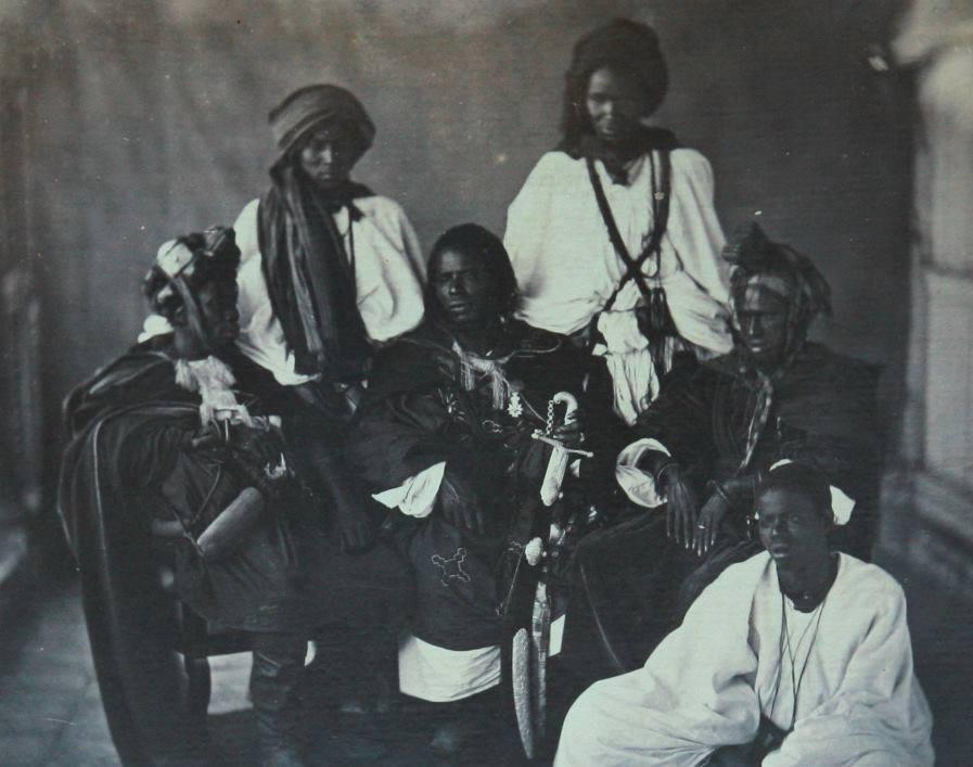 La capture du prince du Walo Sidya Ndatté Yalla DIOP (Le Figaro du 5 janvier 1876, articles de presse)