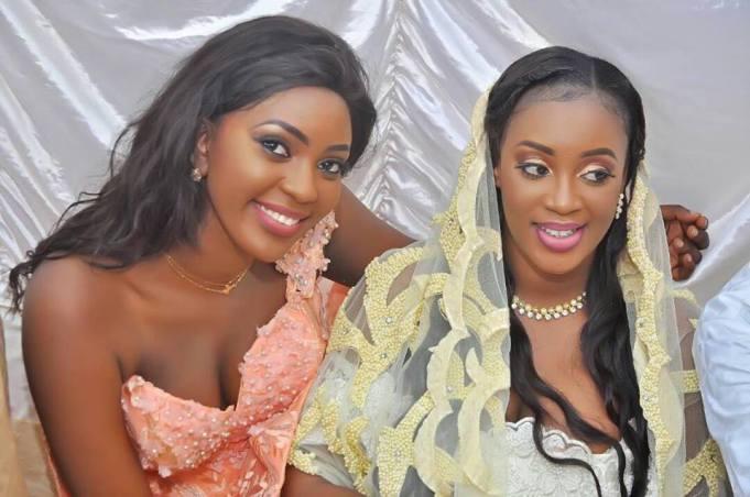 16 photos : Mariage Zahra Mbow avec Cheikhou Kouyaté, ce que vous n'avez pas vu...
