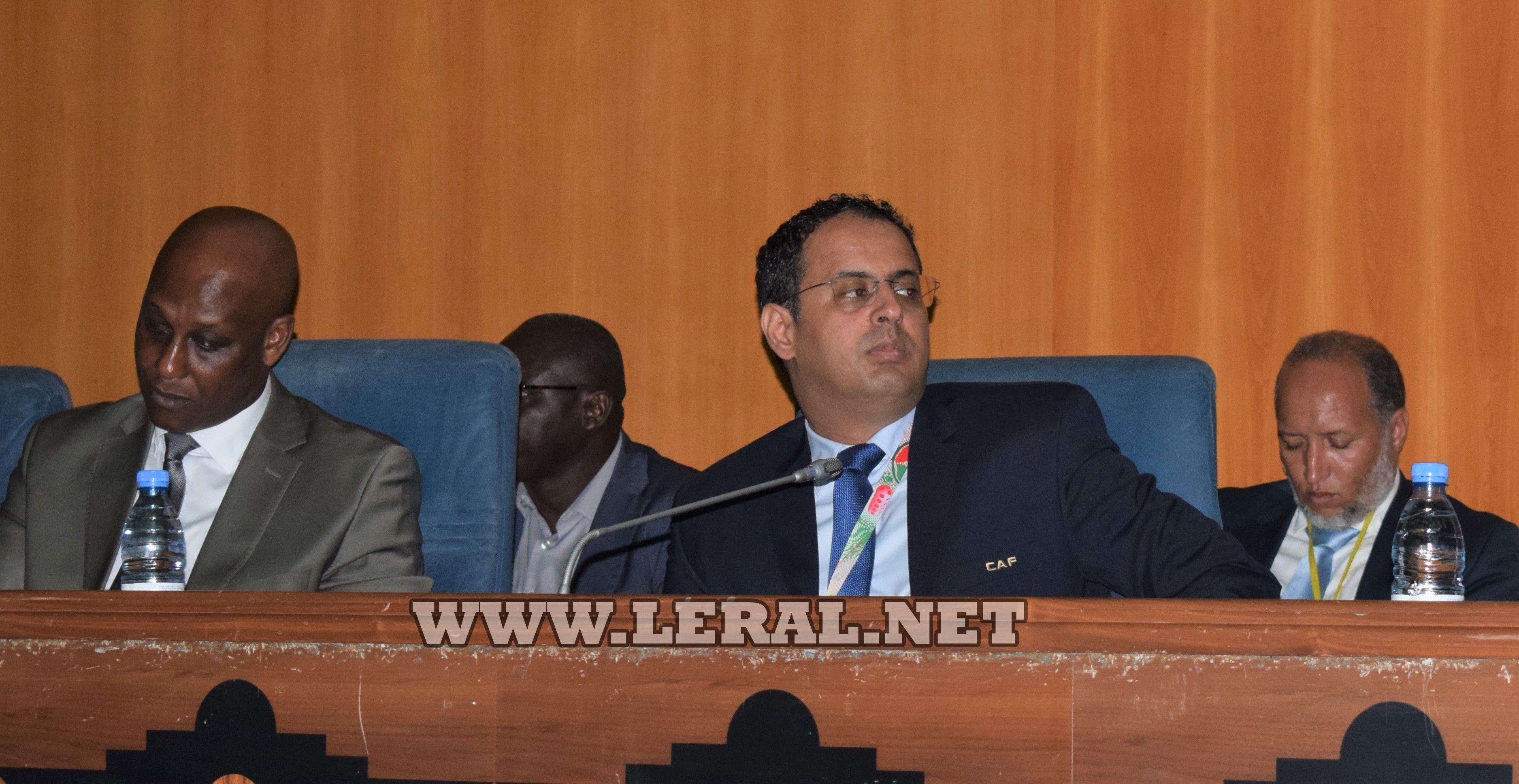 Les images du renouvellement des instances de la Fédération Sénégalaise de Football