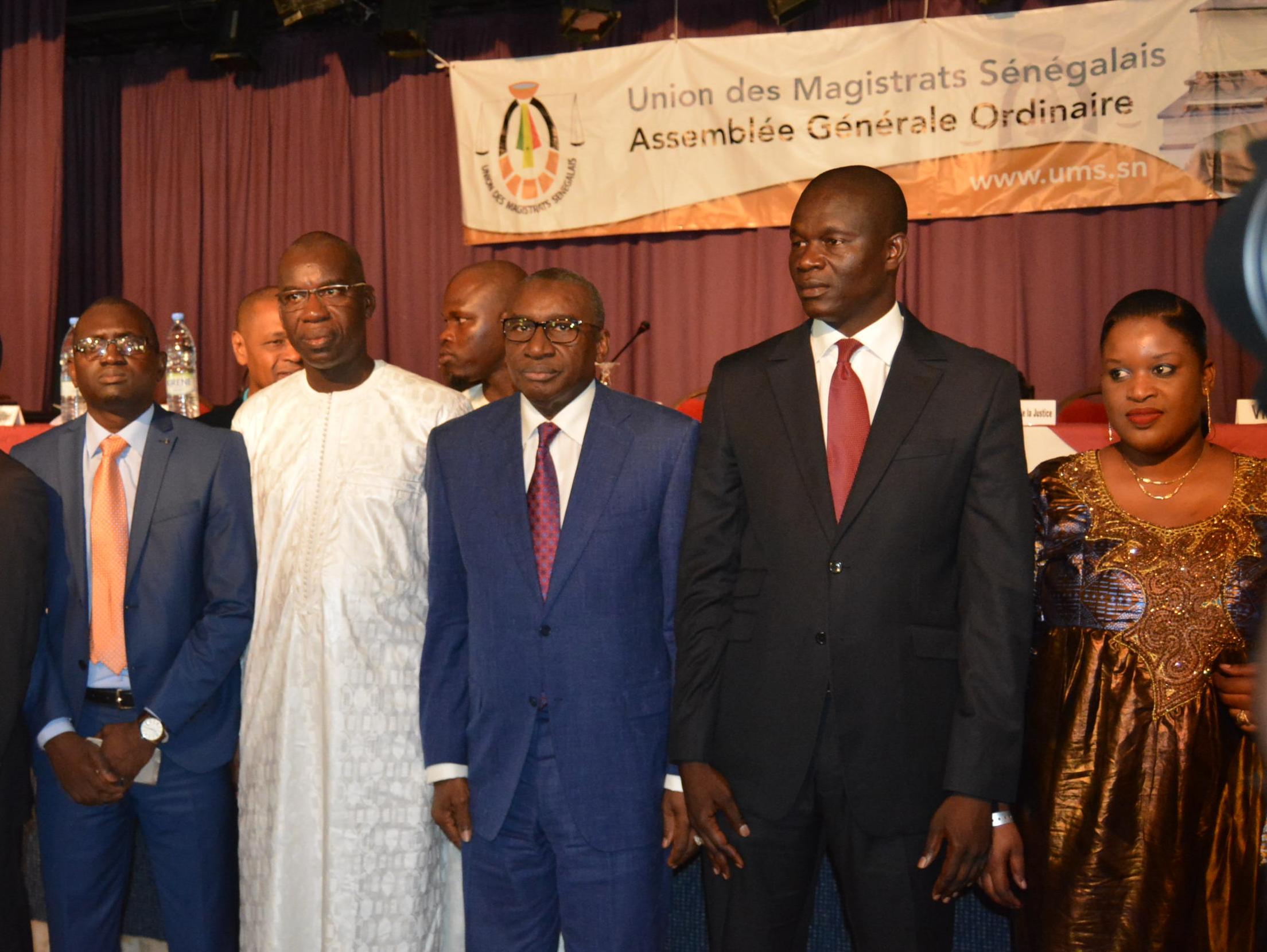Ag de l'Ums : Maguette Diop en quête d'un second mandat,  Marième Diop et Souleymane Teliko en embuscade