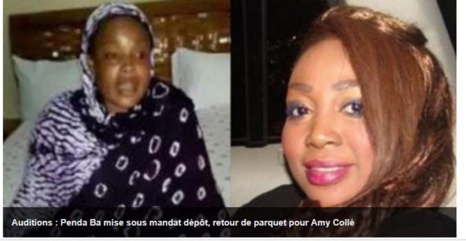 URGENT : Après Oulèye Mané, liberté provisoire accordée à Amy Collé Dieng et Penda Bâ, c'est la décrispation...