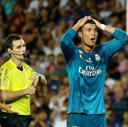 Cristiano Ronaldo privé de football pour un mois au total