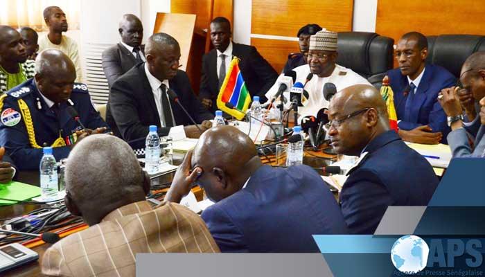 Dakar et Banjul pour une coopération inclusive en matière de sécurité