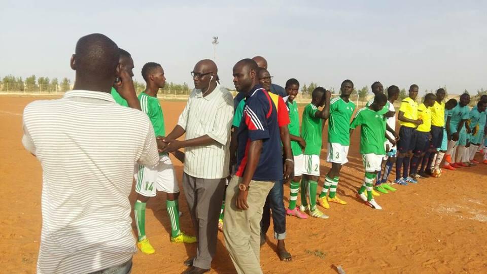 Dagana : Finale ASC Foyer –ASC Chabab parrainée par Mouhamadou Makhtar Cissé, le lendemain de la Tabaski