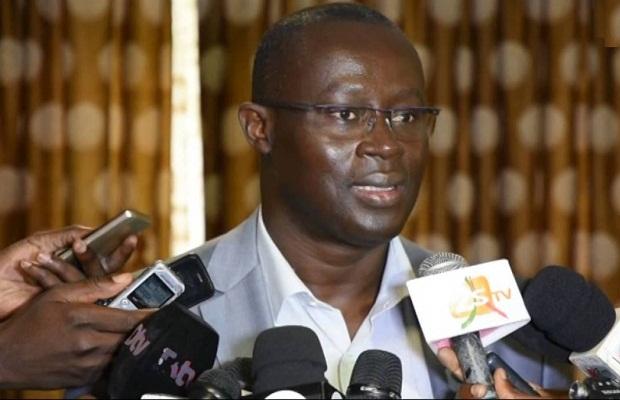 Le Président de la FSF, Me Augustin Senghor et son équipe installés officiellement