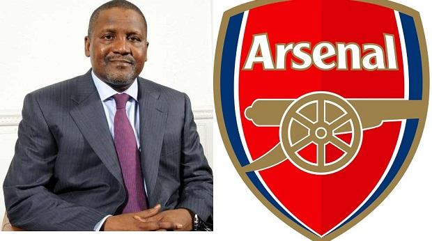 Le milliardaire nigérian Aliko Dangote va faire une offre pour acheter Arsenal.. et virer Wenger