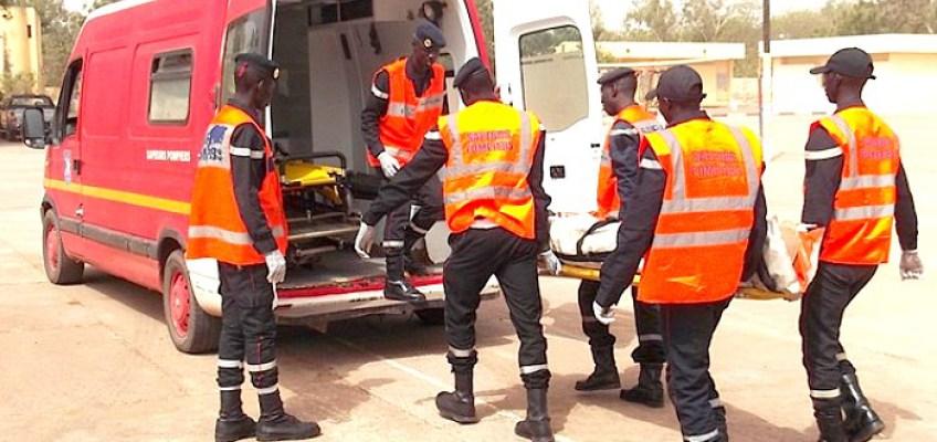 Kaffrine : Une femme et son bébé tués par un camion à Ida Mouride