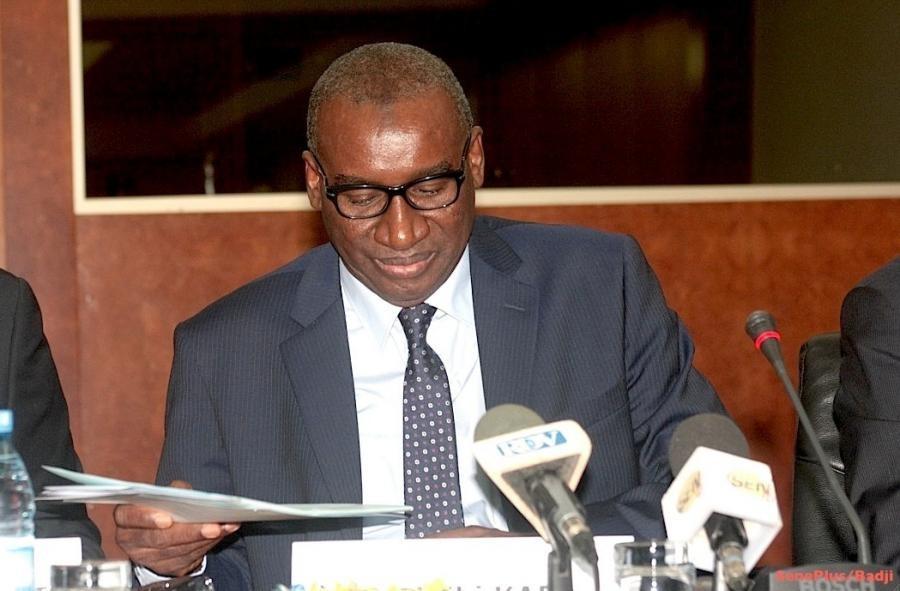 """Cas Assane Diouf-Me Sidiki Kaba: """"on ne peut pas l'arrêter car le Sénégal n'a pas... qu'il vienne si..."""""""