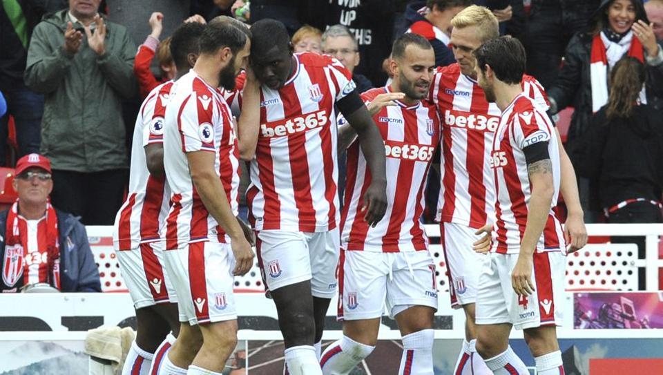 Stoke City bat Arsenal grâce à Jesé