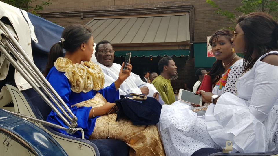 """""""Kër Serigne Touba"""" Chicago : Perpétuels coups d'éclat de Cheikh Béthio"""