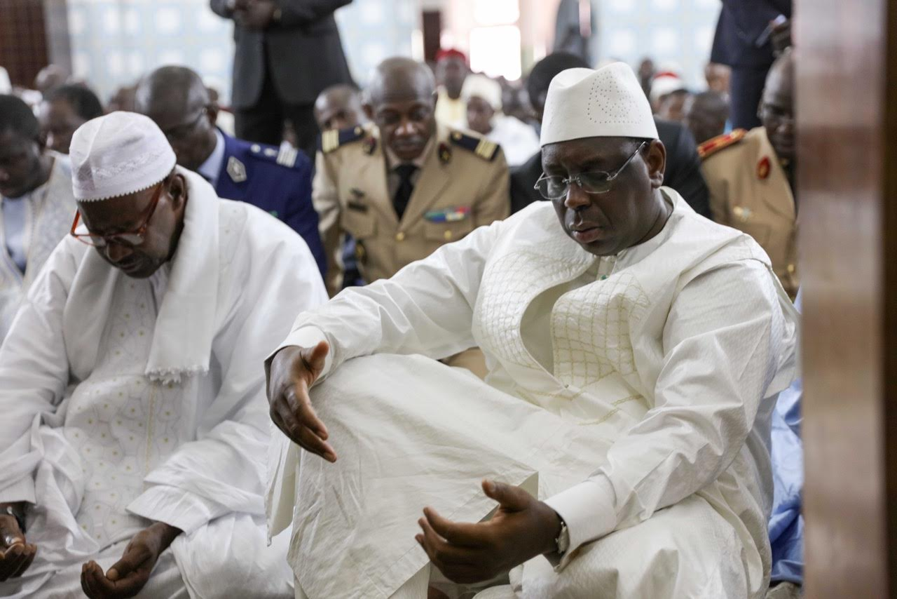 Macky Sall sur le rappel à Dieu de Aliou Sow : « Je suis peiné. Le Sénégal perd une figure emblématique de son secteur privé national »