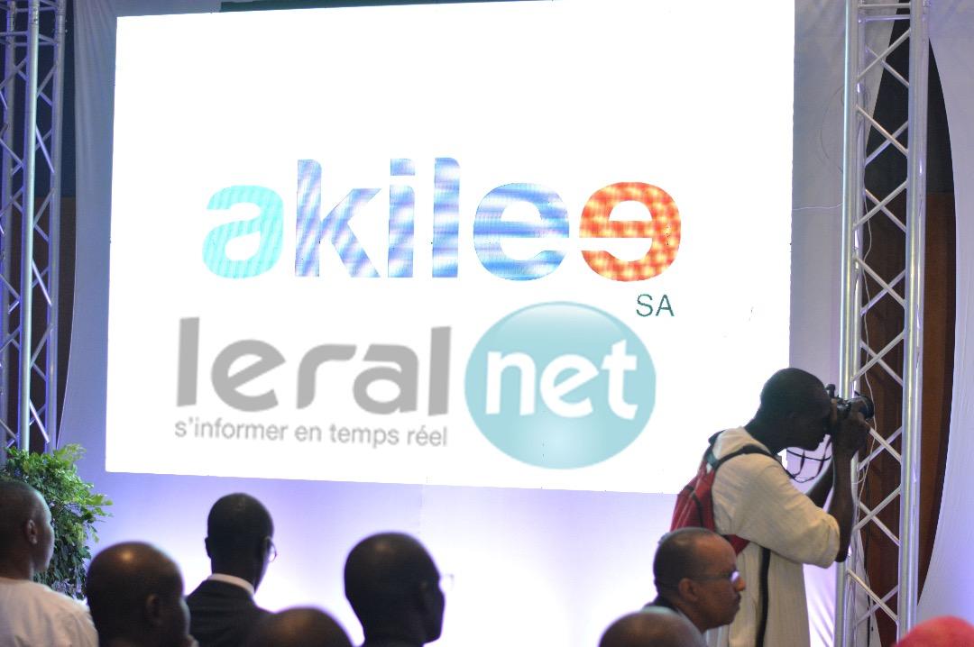 22 photos : SENELEC, lancement officiel du démarrage des activités de la filiale Akilee S.A