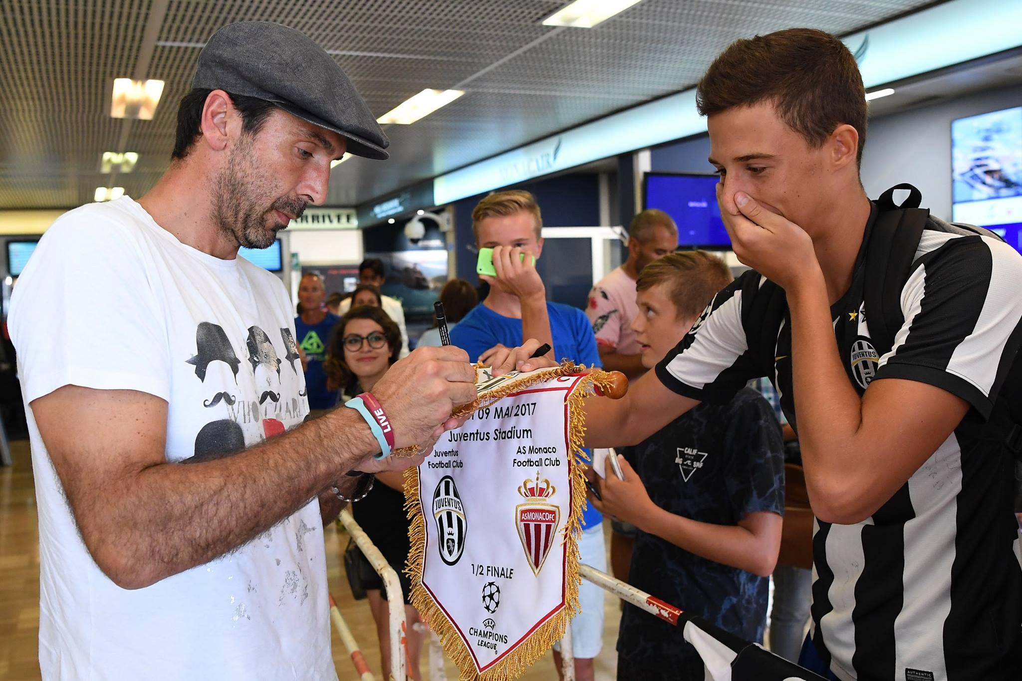 Images: l'arrivée de Cristiano, Messi, Modrić et Ramos à Monaco pour assister au tirage de la Ligue des Champions