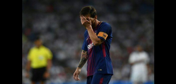 Messi et ses coéquipiers désignent le coupable