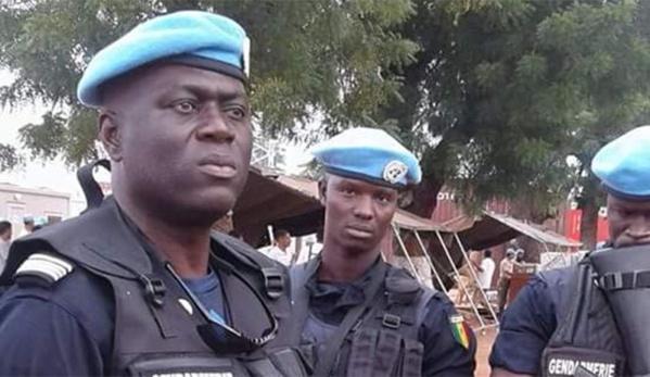 Le commandant Albert Mendy: « C'est toujours un honneur de servir la paix. J'ai de l'espoir pour la Centrafrique»