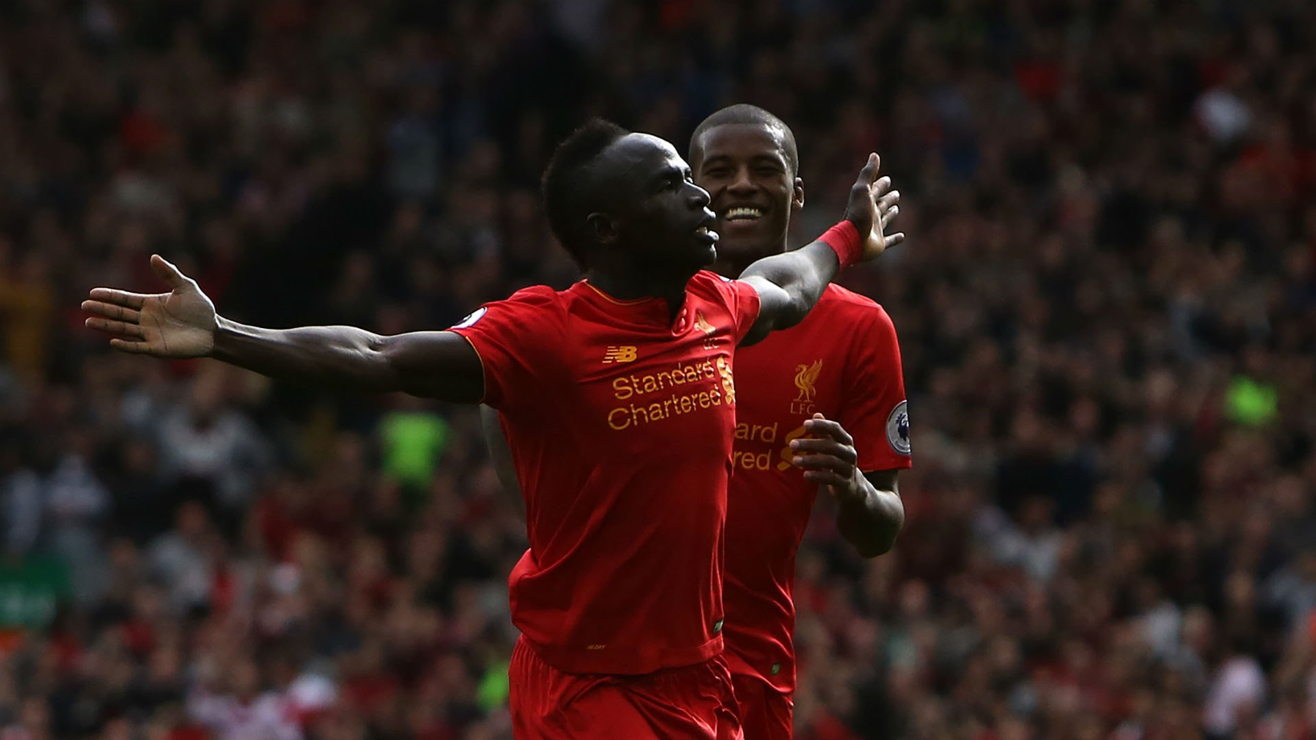 Premier League : Sadio Mané de Liverpool a encore scoré face à Arsenal (mi-temps)