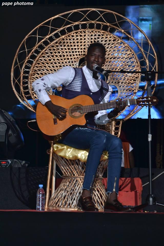 Photos : Momo Dieng, le digne héritier de Ndiouga Dieng