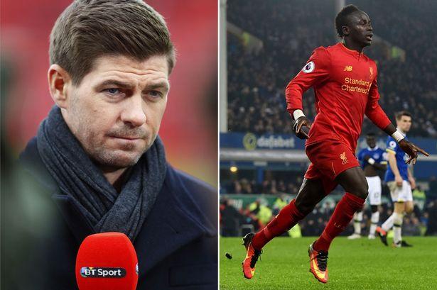 Steven Gerrard : «L'absence de Sadio Mané a coûté le titre à Liverpool », l'an passé