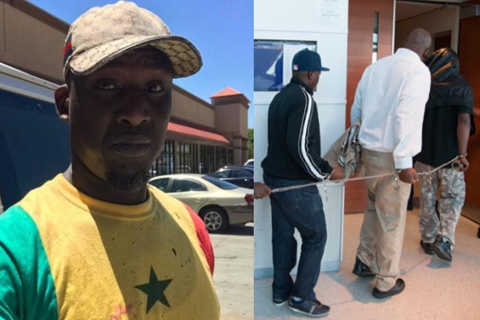 La BIP intercepte Assane Diouf sur le tarmac de l'aéroport, l'exfiltre et dépose le colis à la dIC