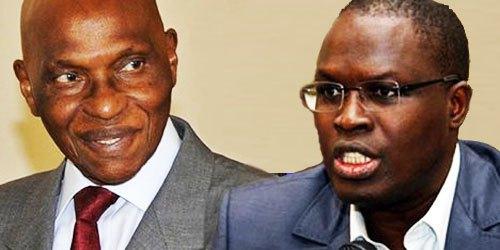 "SOS : Me Abdoulaye Wade invité à ""sauver"" Khalifa Sall"