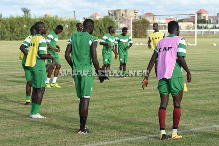 """6 Photos: Les """"Lions"""" du Sénégal, à deux jours du match contre le Burkina Faso"""