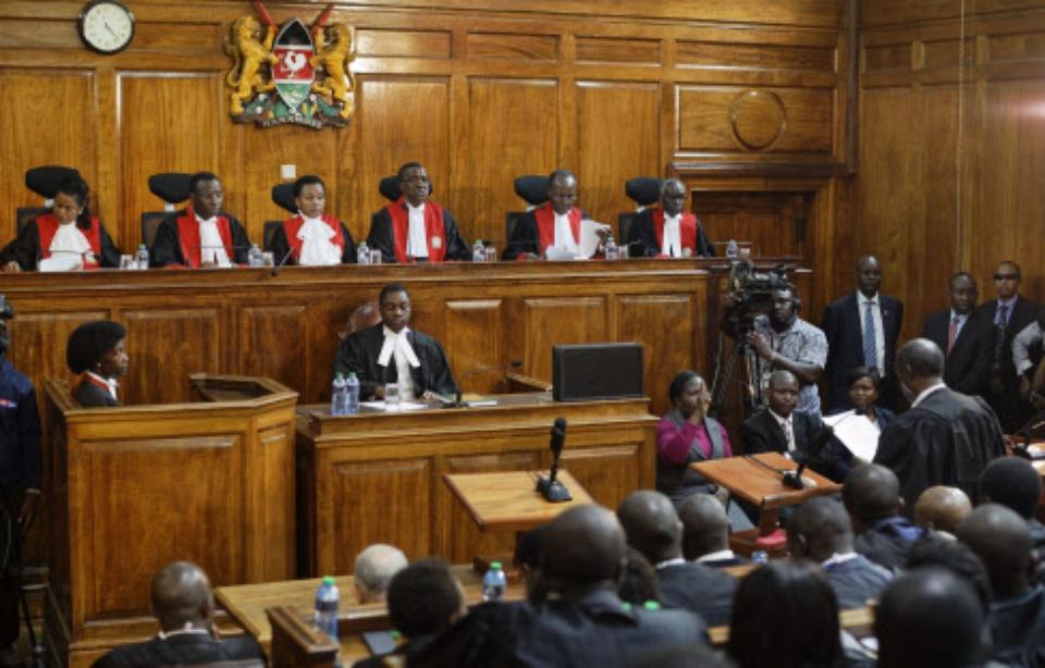 Historique : La Cour suprême du Kenya invalide la victoire du président Uhuru Kenyatta, au grand plaisir d'Amnesty