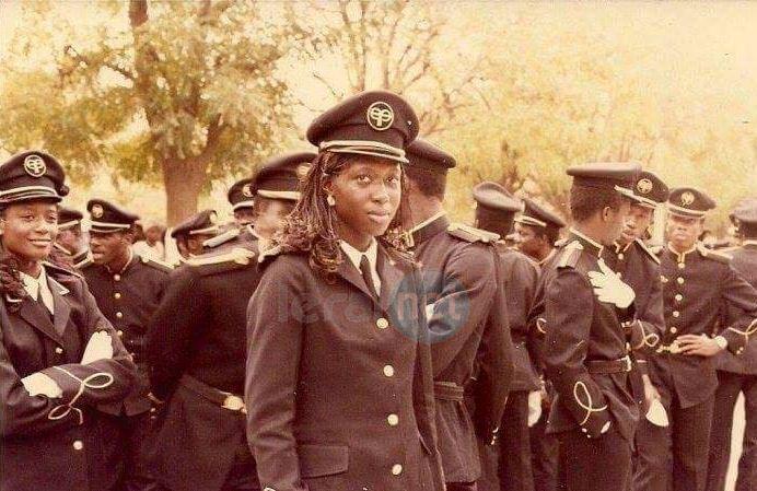 Photos : Madame Maïmouna Ndoye Seck, actuelle Ministre du Tourisme, en mode étudiante qu'elle fut...