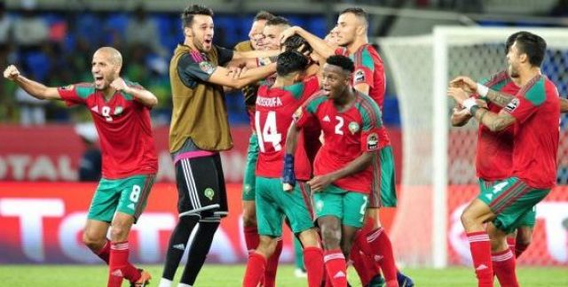 Mondial 2018: le Maroc humilie le Mali à Fès (6-0) et prend la tête du groupe C