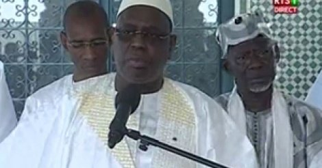 Le Président Macky Sall à l'opposition: « Nous devons discuter »
