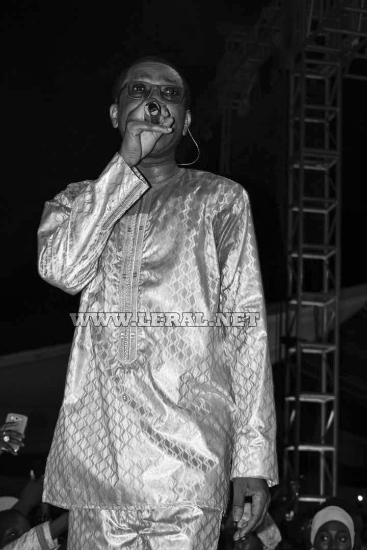 16 Photos: Grand bal de Youssou Ndour à l'esplanade du Cices