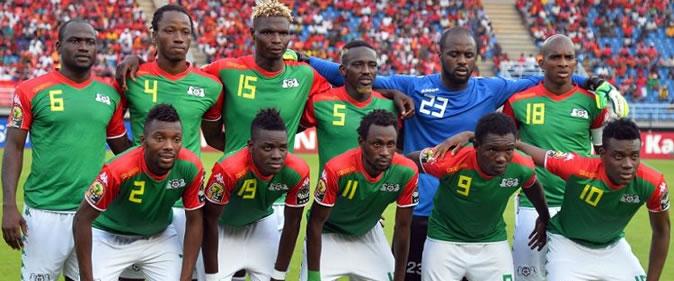 Les Etalons promettent une victoire à Ouagadougou