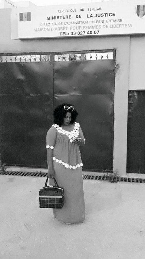 6 photos Tabaski : Oulèye Mané rend visite à ses anciennes co-détenues à la Maison d'arrrêt pour femmes de Liberté 6