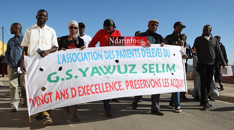 Actionnariat du Groupe scolaire YAVUZ SELIM: L'école devient franco-sénégalaise