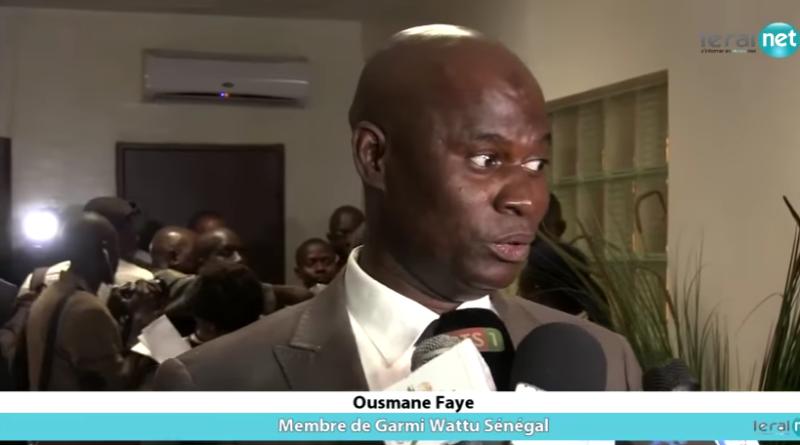 Mankoo Wattu Senegaal se félicite de l'appel au dialogue du président Macky Sall