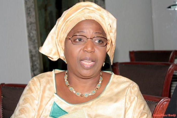 Remaniement: Awa Marie Coll seck perd son poste de ministre