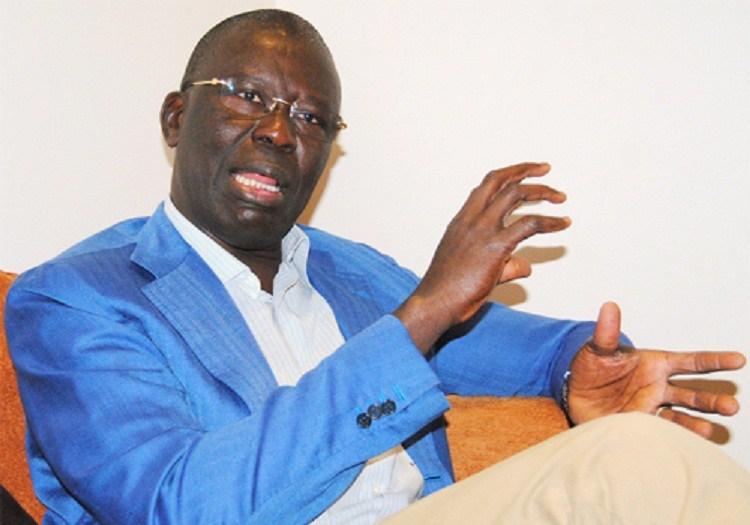 """Babacar Gaye du Pds: """"A mon avis, il n'y a pas un nouveau Gouvernement"""""""