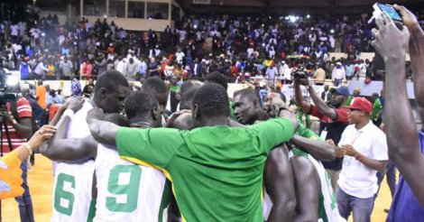 Afrobasket masculin: les accréditions disponibles ce matin