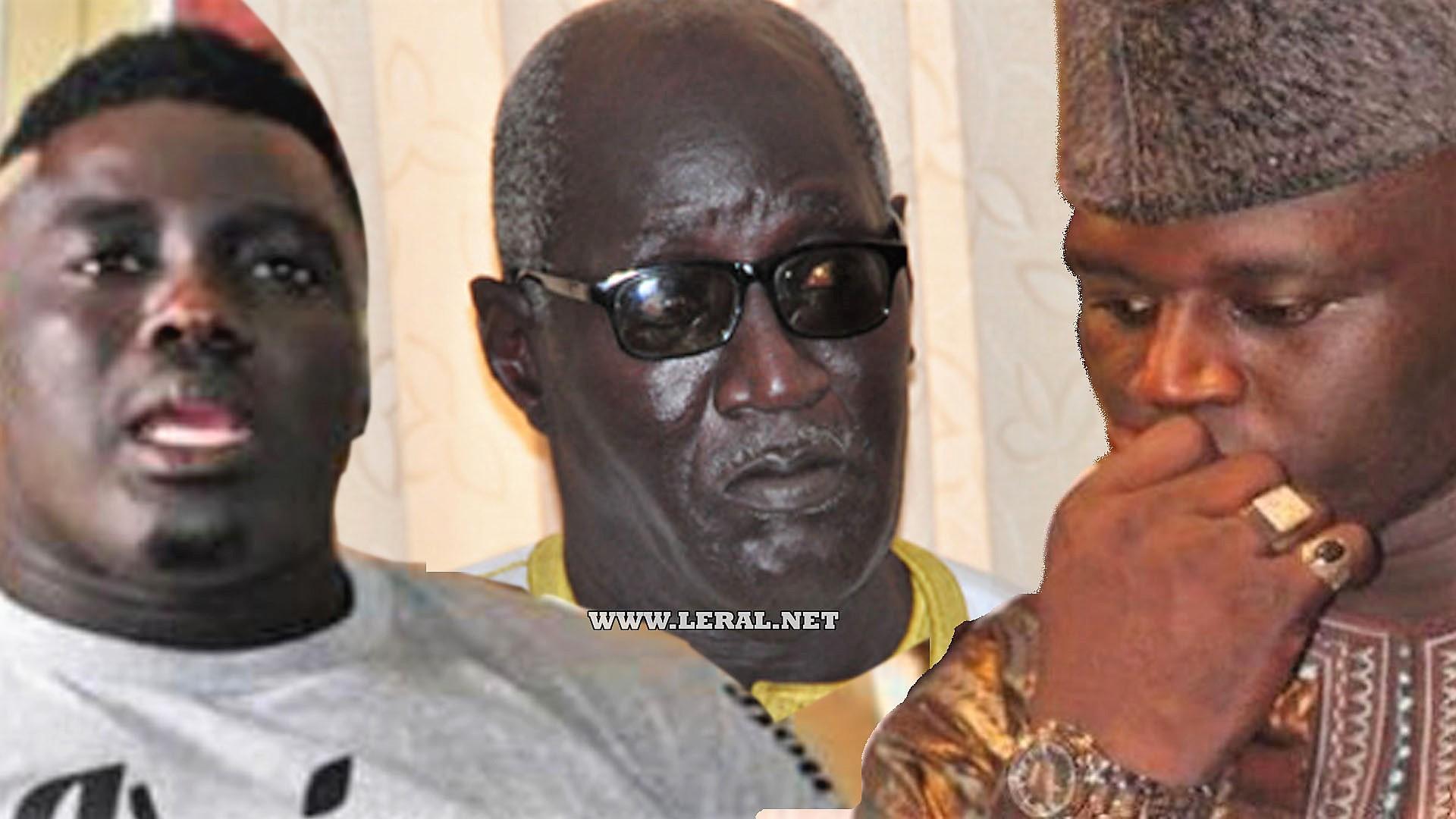 """""""Ndeup"""" familial chez les Sakho: Double Less et ses fils lavent leur linge sale"""