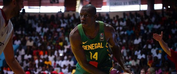 """Afrobasket masculin 2017 : Les """"Lions"""" écrasent l'Egypte (87-52)"""