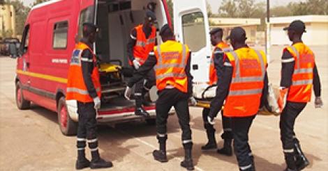 Fatick : un camion malien tue 3 personnes et fait 8 blessés
