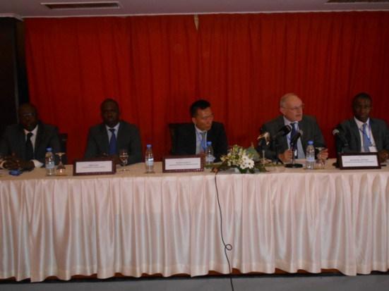 Teranga capital accorde 185 Millions de francs CFA à Cogelec Energy
