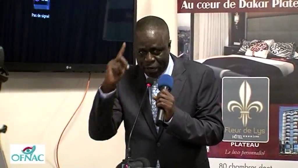 Dr Mame Thierno Dieng, le ministre de l'Environnement et du Développement durable.