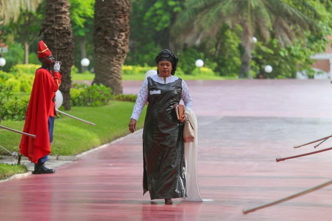 Ndeye Saly Diop Dieng, ministre de la femme de la famille et du genre