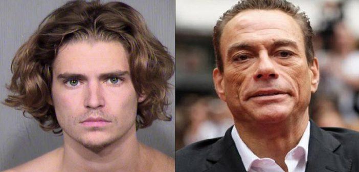 Le fils de Jean Claude Van Damme arrêté, de graves accusations contre lui…