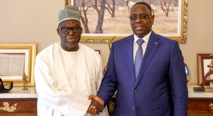 Présidence de l'Assemblée nationale: Macky confirme  Niasse; Ibrahima Abou Nguette et Théodore Monteil transhument