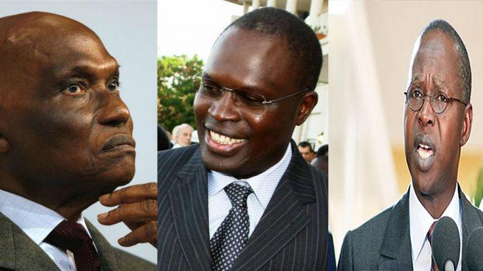 Abdoulaye Wade, Boun Abdallah Dionne, Khalifa Sall : les têtes de liste nationale de Wattu, Benno et Manko absents de la XIIIème Législature, le Peuple abusé et berné ?