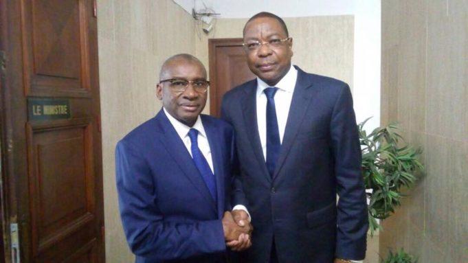 Mankeur Ndiaye : « La dynamique diplomatique engagée depuis cinq ans, sera poursuivie et accentuée par mon frère et ami, Sidiki Kaba »
