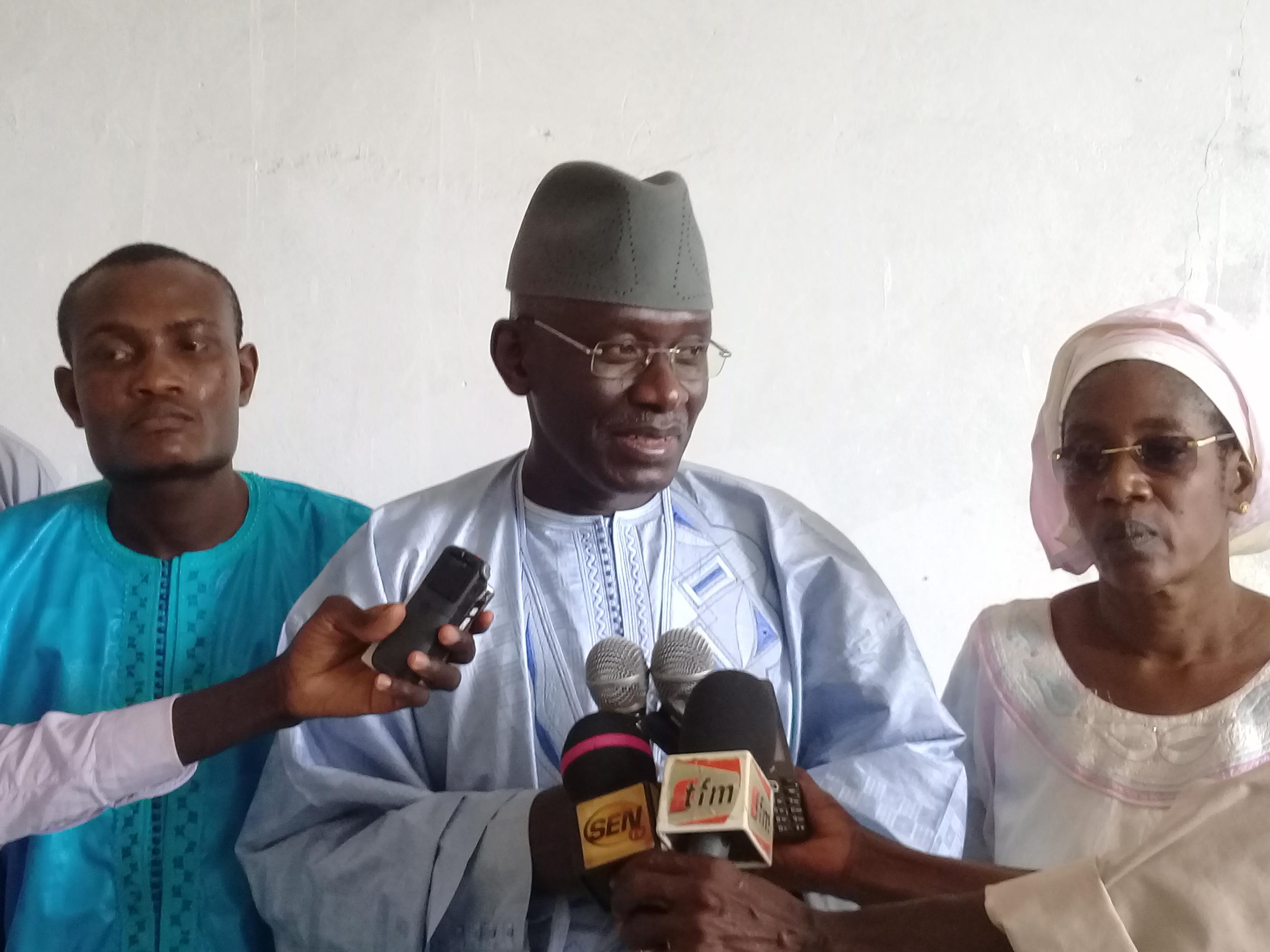 """Habib Sy: """"Djibo Ka a été un homme d'Etat, il a vécu dans l'Etat, il est mort en homme d'Etat"""""""