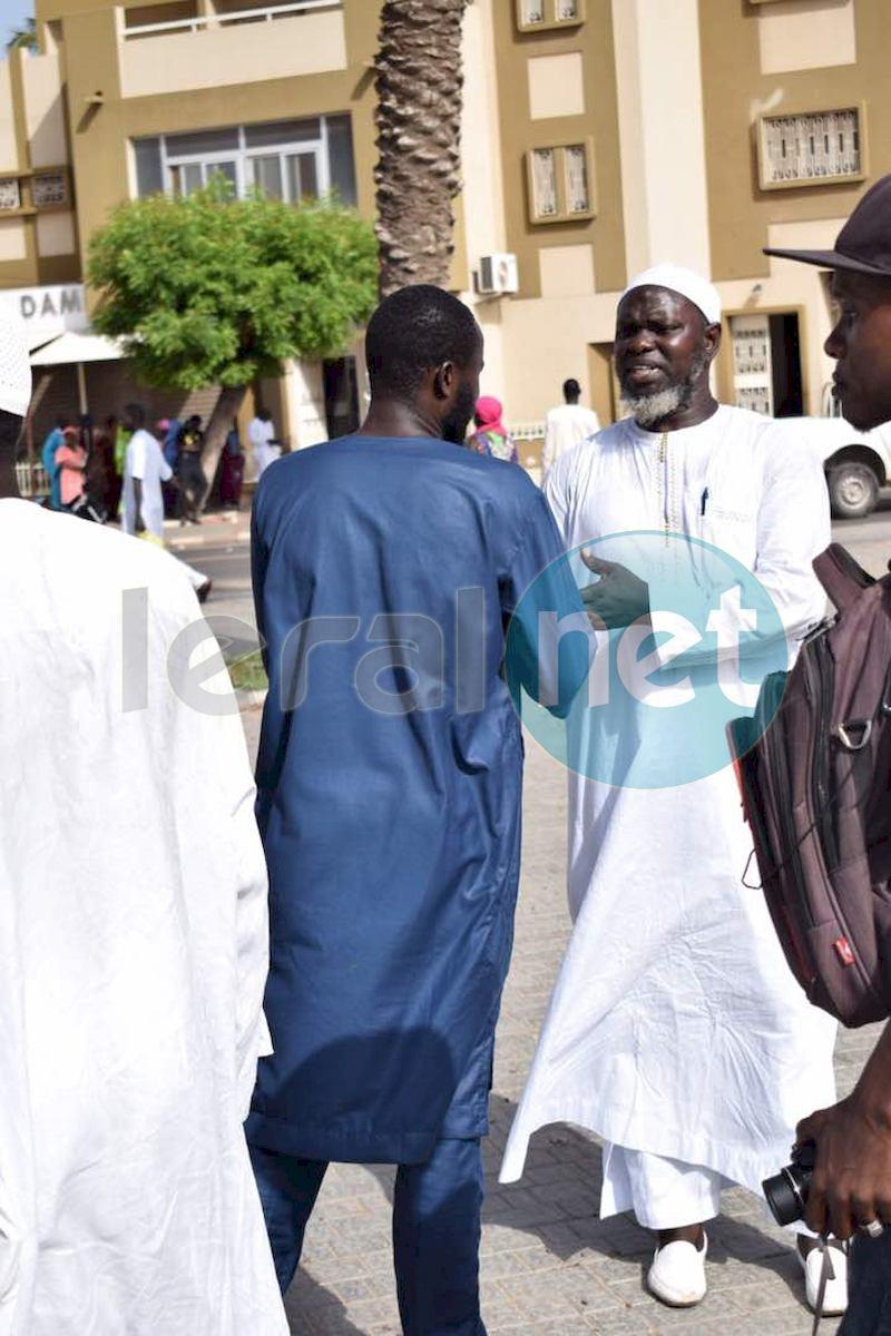(13 Photos) Marche de soutien de la communauté musulmane du Sénégal au peuple de Birmanie à la Place de l'obélisque